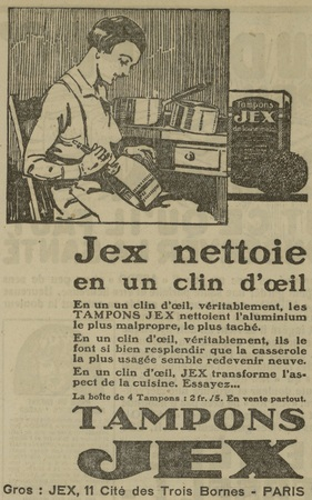 Tampons Jex