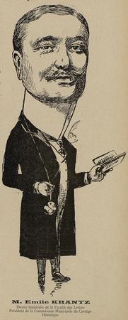 M. Emile Krantz
