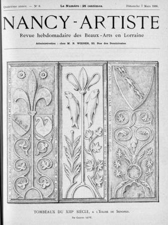 Tombeaux du XIIIe siècle