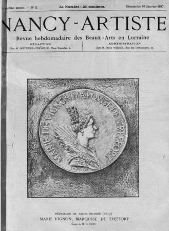 Marie Vignon, marquise de Treffort