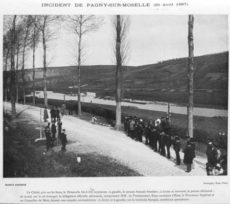 Incident de Pagny-sur-Moselle