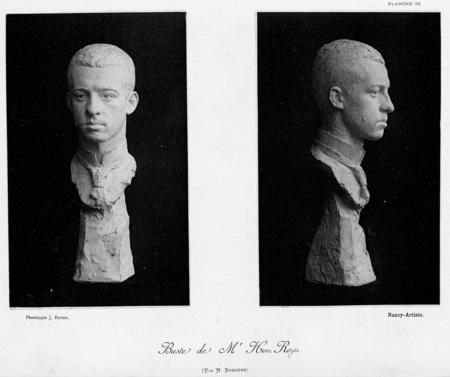 Buste de Mr Henri Royer