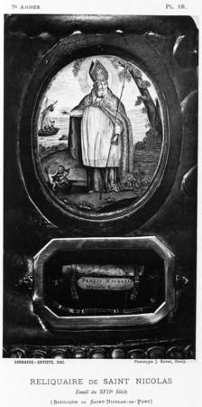 Reliquaire de Saint-Nicolas
