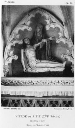 Vierge de pitié (XVIe siècle)