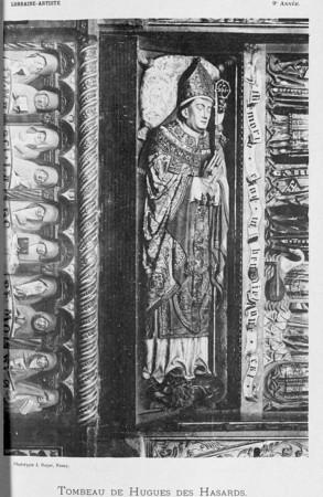 Tombeau de Hugues des Hasards
