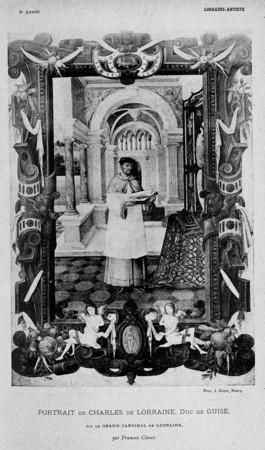 Portrait de Charles de Lorraine, duc de Guise