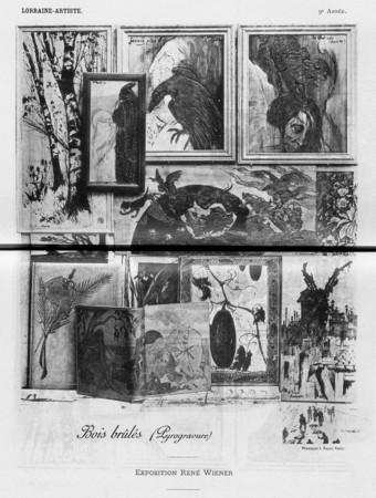Exposition René Wiener