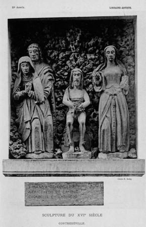 Sculpture du 16e siècle