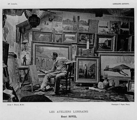 Les ateliers lorrains : Henri Rovel