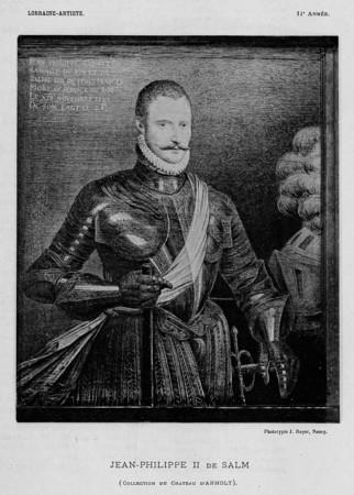 Jean-Philippe II de Salm