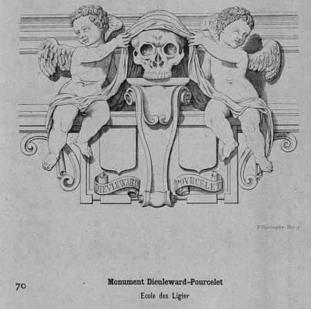 Monument Dieuleward-Pourcelet