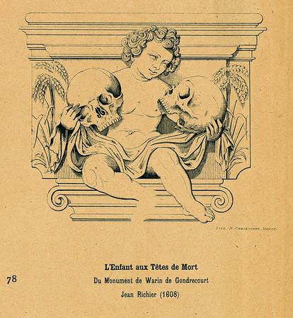 L'enfant aux têtes de mort