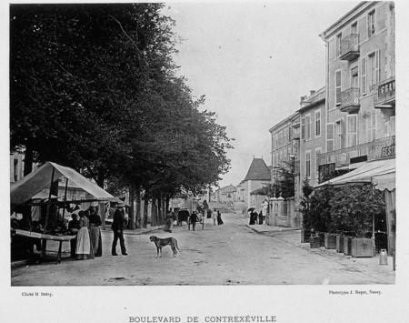 Boulevard de Contrexéville
