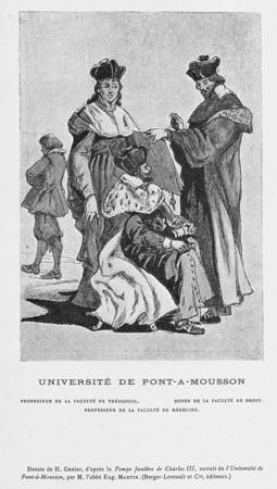Université de Pont-à-Mousson