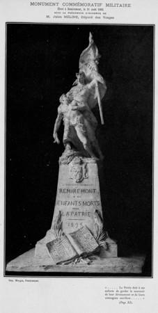 Monument commémoratif militaire