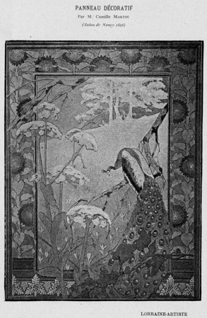 Panneau décoratif