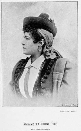 Madame Tarquini d'Or
