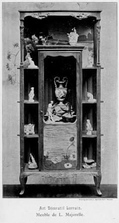 Art décoratif lorrain