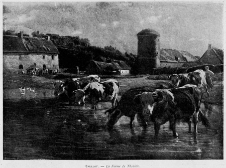 La ferme de Thoville