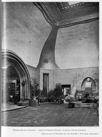Salle de l'empereur Guillaume