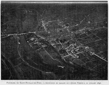 Panorama de Saint-Nicolas-de-Port