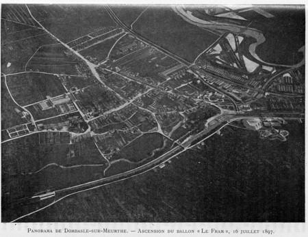 Panorama de Dombasle-sur-Meurthe