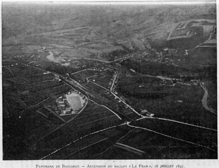 Panorama de Baccarat