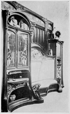 Cabinet de travail de M. Kronberg