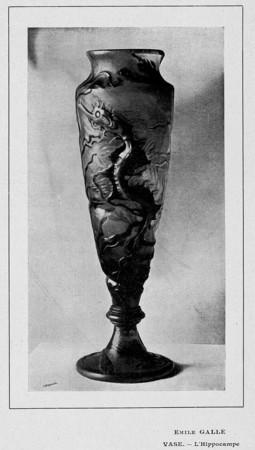 Vase : l'hippocampe