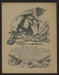 La paix de l'ennemi. L'Allemagne déclare en 1917 (…)