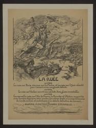 La ruée en 1914