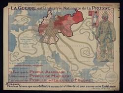 La guerre est l'industrie nationale de la Prusse