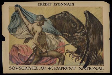 Crédit Lyonnais SOUSCRIVEZ AU 4e. EMPRUNT NATIONAL