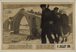 Journée serbe, 9 juillet 1916
