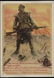 On ne passe pas ! 1914 1918