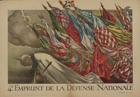 4e emprunt de la défense nationale