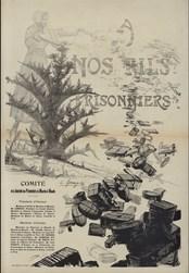 À nos fils prisonniers. Comité de la journée des prisonniers de Meurthe-&a…