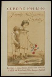 Guerre 1914-15-16, journée nationale des orphelins