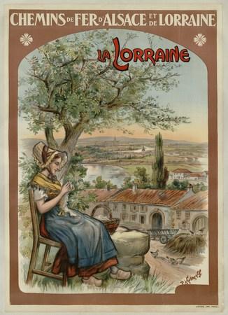 Chemins de Fer de l'Est : La Lorraine