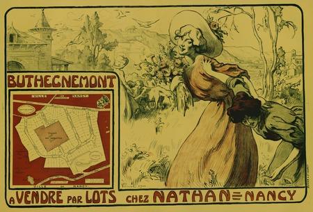 Buthegnemont. À vendre par lots chez Nathan. Nancy