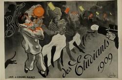 Bal des étudiants 1909