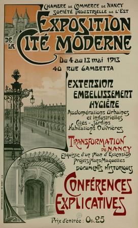 Exposition de la Cité Moderne