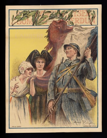 Marne Yser - Somme Verdun L'Aurore