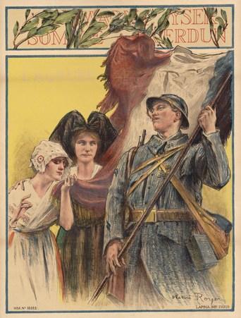 Marne. Yser. Somme. Verdun. L'Aurore