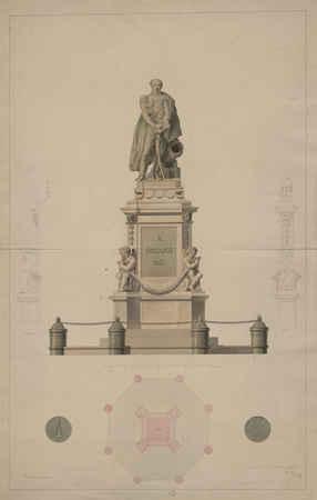Statue du général Drouot