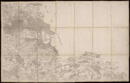 Carte générale de la France. No 109, Fle 68