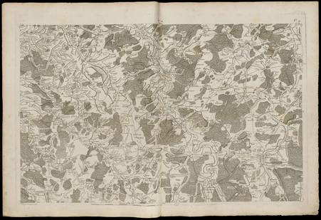 Carte générale de la France. No 111, Fle 41
