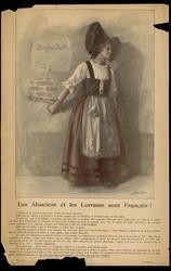 Les Alsaciens et les Lorrains sont Français !
