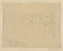 Palais colonne à Genenzano