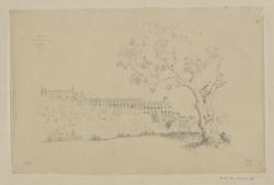 Ruines de la villa Mécenes à Tivoli